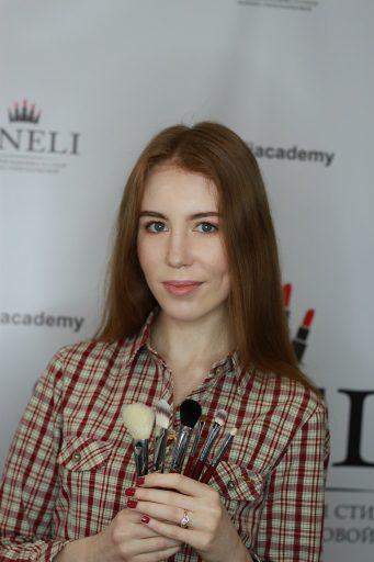 Стилист - визажист Юлия Гудым